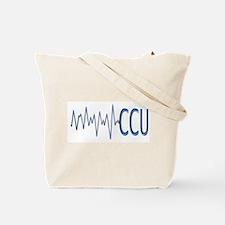 Amanda,RN - CCU Tote Bag