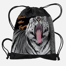 Exotic Feline Rescue Center 265ab T Drawstring Bag