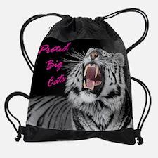 Exotic Feline Rescue Center 266ab T Drawstring Bag