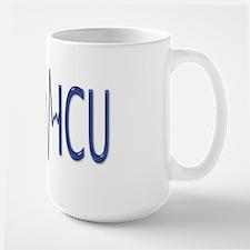 ICU - EKG Mug