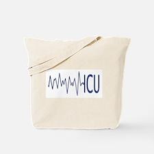 ICU - EKG Tote Bag