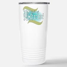 Child of Christ waves Travel Mug