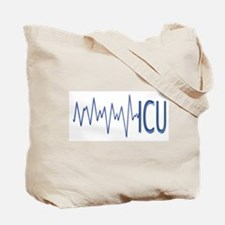 Amanda,RN - ICU Tote Bag