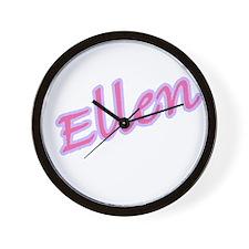 ELLEN Wall Clock