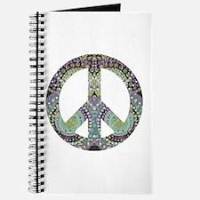 Groovy Summer Peace Journal
