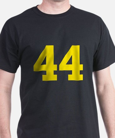 44 YELLOW # FORTY-FOUR T-Shirt