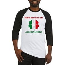 Alessandro Family Baseball Jersey
