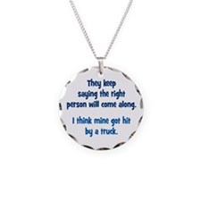 The Right Person Necklace