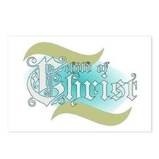Child of Christ waves Postcards (Package of 8)