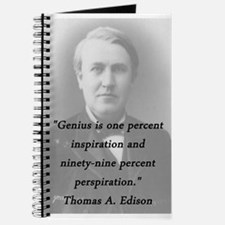 Edison - Genius Journal