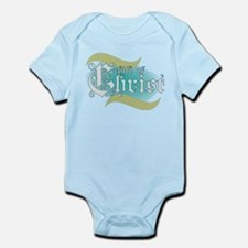Child of Christ waves Body Suit