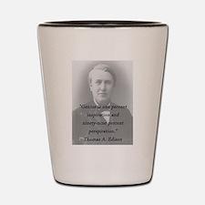 Edison - Genius Shot Glass