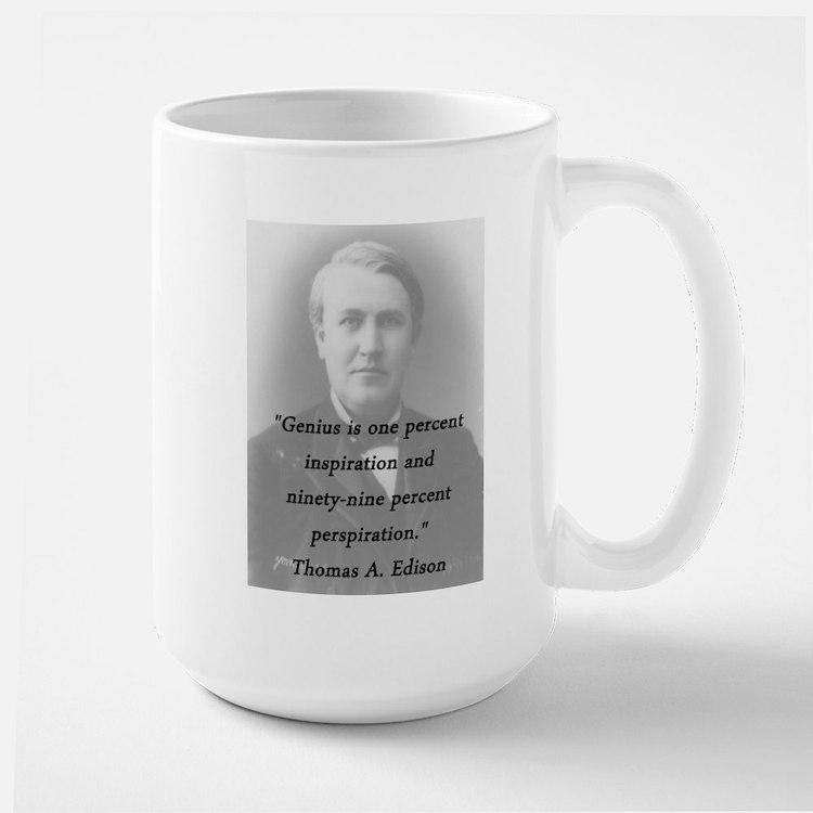 Edison - Genius Mugs