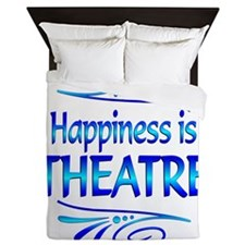 Happiness is Theatre Queen Duvet