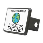 Worlds Greatest Structural Engineer Hitch Cover
