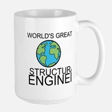 Worlds Greatest Structural Engineer Mug