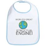 Worlds Greatest Structural Engineer Bib