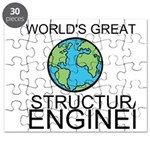 Worlds Greatest Structural Engineer Puzzle