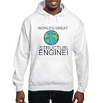 Worlds Greatest Structural Engineer Hoodie