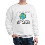 Worlds Greatest Structural Engineer Sweatshirt