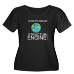 Worlds Greatest Structural Engineer Plus Size T-Sh