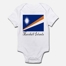 Marshall Islands Infant Bodysuit