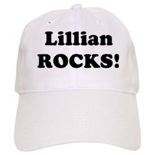Lillian Rocks! Baseball Cap
