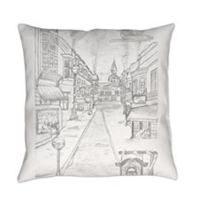 Unique Funny pictures for kids Throw Pillow