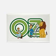 Vintage Wizard of Oz Rectangle Magnet