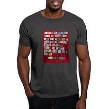 Harvey Milk Quote Dark T-Shirt