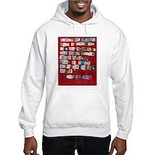 Harvey Milk Quote Hooded Sweatshirt