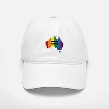 LGBT equality Australia Baseball Baseball Cap