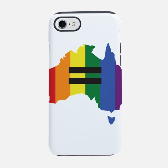 LGBT equality Australia iPhone 7 Tough Case