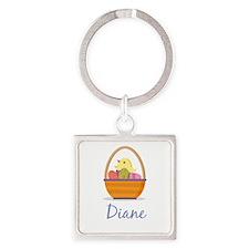 Easter Basket Diane Keychains