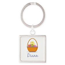 Easter Basket Diann Keychains