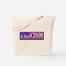Fascism4Us2 Tote Bag