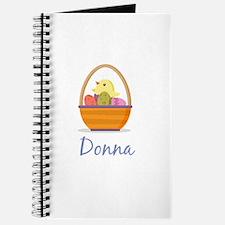 Easter Basket Donna Journal