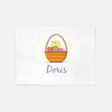 Easter Basket Doris 5'x7'Area Rug