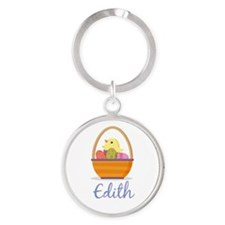 Easter Basket Edith Keychains