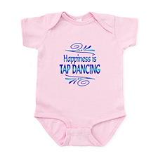 Happiness is Tap Dancing Infant Bodysuit