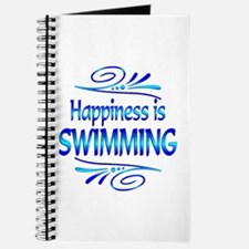 Happiness is Swimming Journal