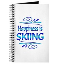 Happiness is Skiing Journal
