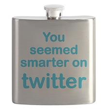 Smarter on Twitter Flask