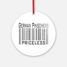 German Pinschers Ornament (Round)