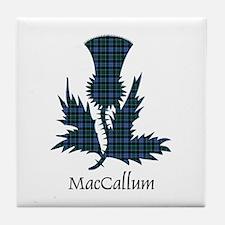 Thistle - MacCallum Tile Coaster