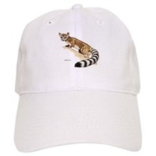 Ringtail Wild Cat Baseball Cap