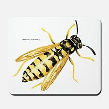 Sandhills Hornet Insect Mousepad