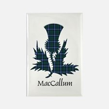 Thistle - MacCallum Rectangle Magnet