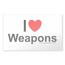 Weapons Decal