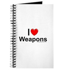 Weapons Journal